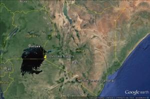 Kenya, BordersNames Kristy's